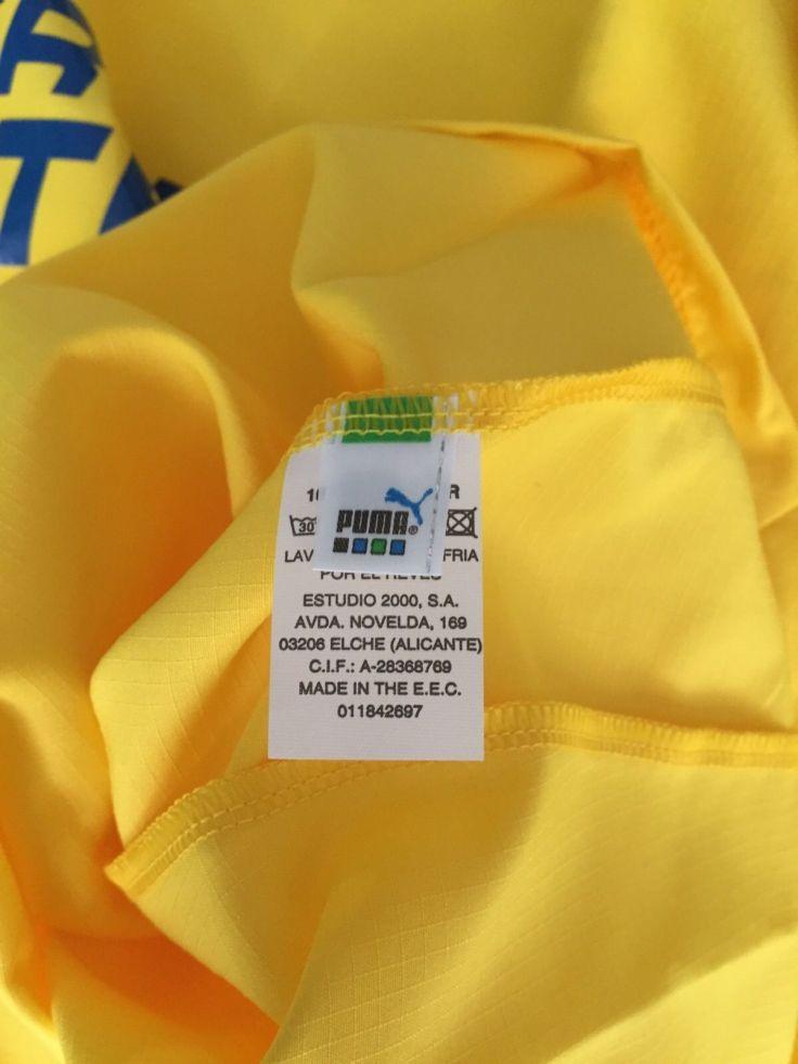 Recuerdo asignar Lo anterior  Tu camiseta Puma es original? Sacate la duda – #NerdCamisetero